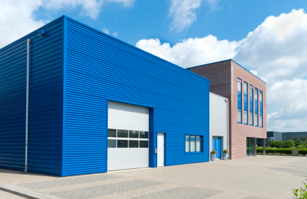 Profile Steel Cladding - Roof and Wall Cladding UK