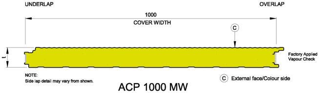 ACP 1000 MW